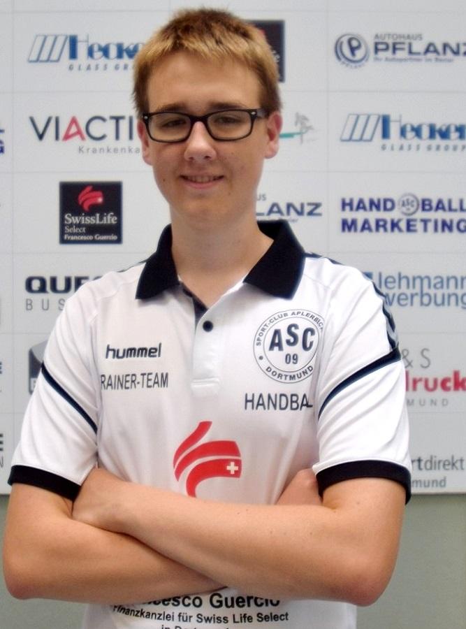 Jonas Rieke (Trainer mE2)