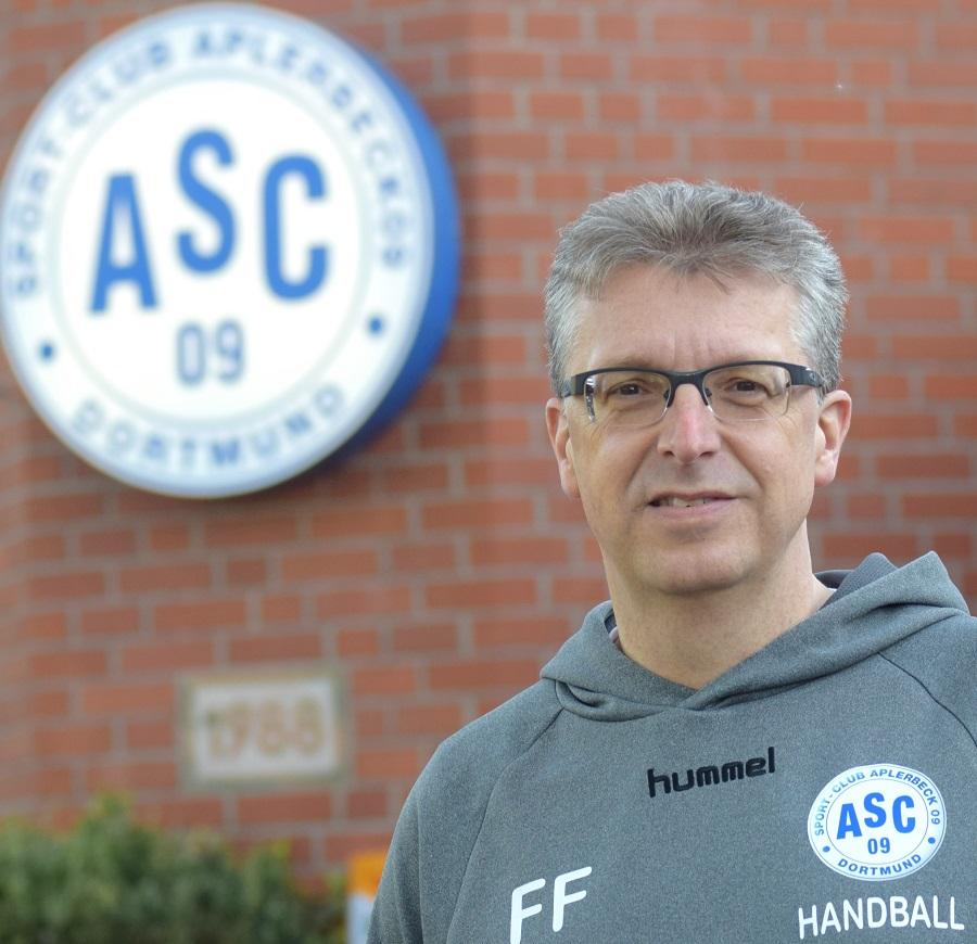 Teammanager Frank Fligge