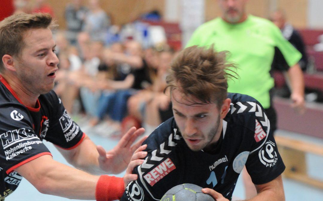 Landesliga, 3. Spieltag: ASC 09 – VfL Brambauer 29:37 (14:17)
