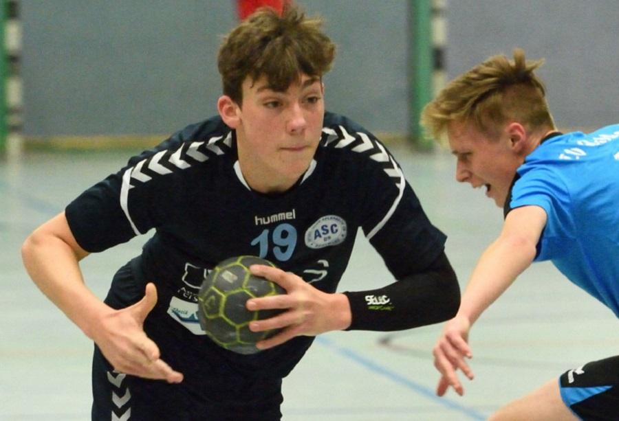 Verbandsliga, 1. Spieltag: ASC 09 – HSC Haltern-Sythen 31:26 (16:15)