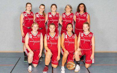 3. Damen Start in der Bezirksliga geglückt, ersten Sieg eingefahren
