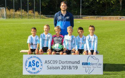3. Platz beim Hallenturnier in Sölderholz – F3-Junioren setzen gute Hallenserie des ASC fort