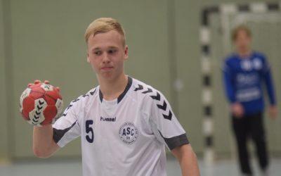 Verbandsliga, 2. Spieltag: SG Schalksmühle-Halver – ASC 09 39:25 (20:12)