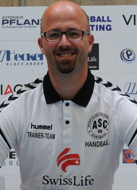 Trainer Björn Kohlborn
