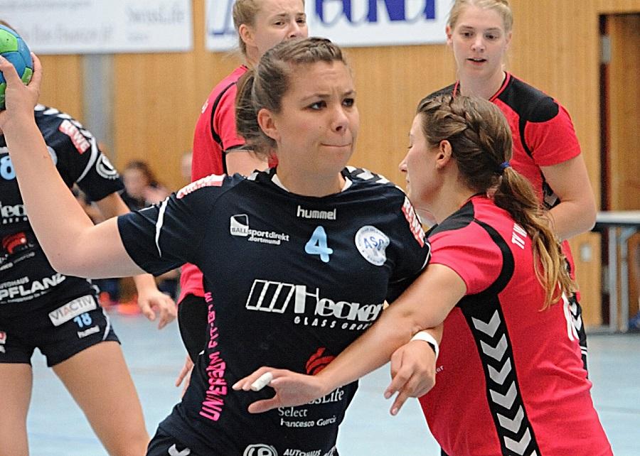 2. Spieltag: HSG Gevelsberg Silschede – ASC 09 23:23 (10:13)