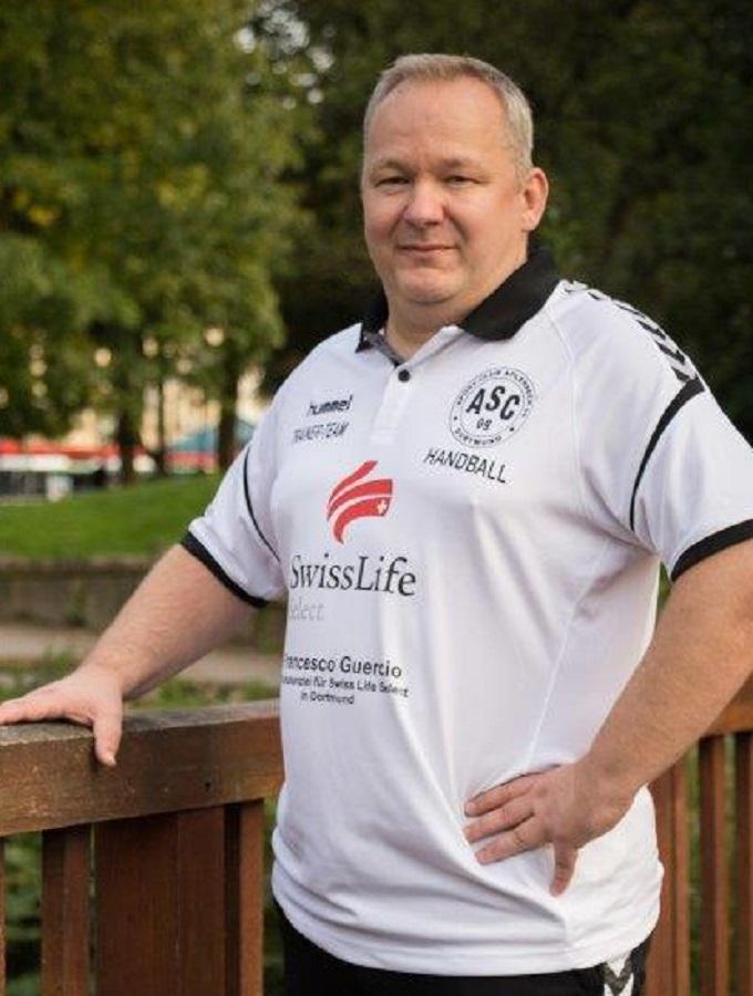 Trainer Maik Stöwhase