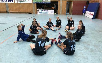 wC-Kreisliga, 1. Spieltag: ASC 09 – TSG Sprockhövel 20:24 (7:11)