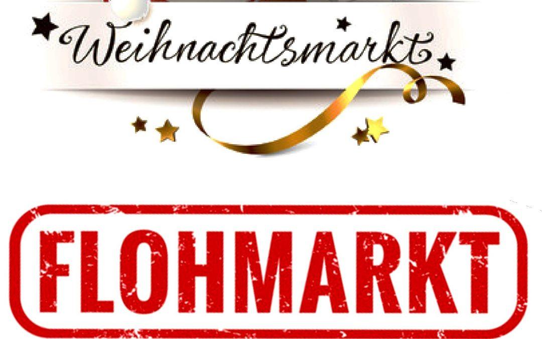 Weihnachts- & Trödelmarkt lockt am 18. November ins Waldstadion!