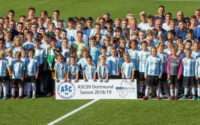 Wir suchen Spieler der Jahrgänge 2007/2008- Werde ein Teil des ASC 09