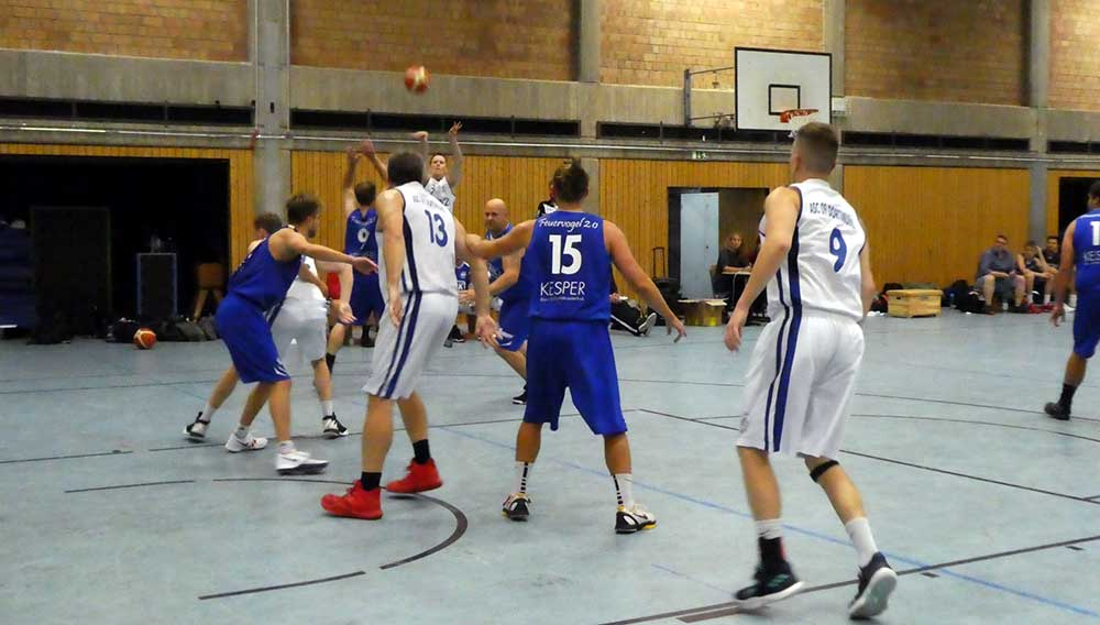 Basketball WBV-Pokal: Trotz Niederlage zufrieden