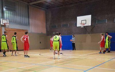 Basketball U18m startet mit Sieg in die Saison