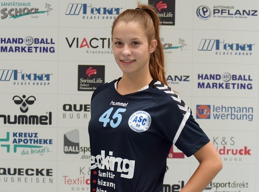 #45 Sophia Kockskämper