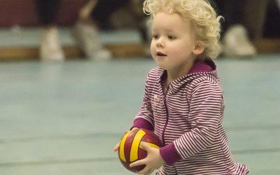 wASChbären09 – Neue Ballspielgruppe für Drei- bis Fünfjährige