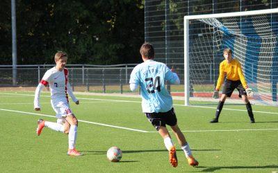 Klare Sache gegen Kirchhörde- B1-Junioren springen auf Platz zwei !
