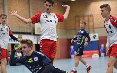 Verbandsliga, 5. Spieltag: ASC 09 – RE Schwelm 43:24 (25:11)