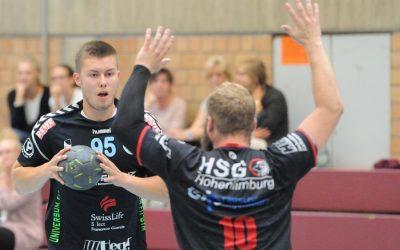 Landesliga, 5. Spieltag: ASC 09 – TV Brechten 35:29 (17:11)