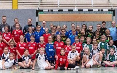 wE-Jugend Vierter bei top-besetztem Turnier