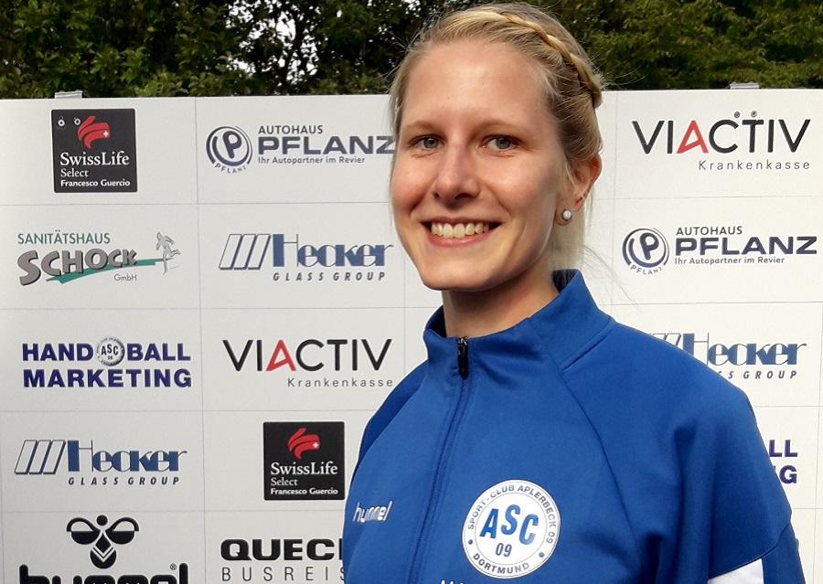 Handballerinnen finden Top-Ersatz: Zweitliga-Torfrau Jenny Weste stößt zum Team!