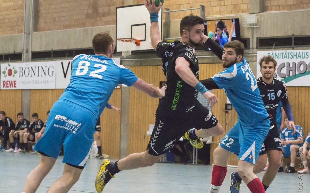 Landesliga, 8. Spieltag: ATV Dorstfeld – ASC 09 31:34 (16:16)