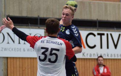 Verbandsliga, 8. Spieltag: Selbecker TS – ASC 09 31:25 (17:12)