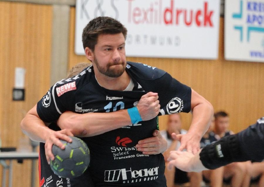 Fünfter Sieg in Folge: Handball-Herren weiter auf dem Vormarsch!