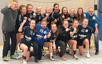 Handball-Stadtmeisterschaften: wA-Jugend holt Titel – Sechs weitere Podestplätze!