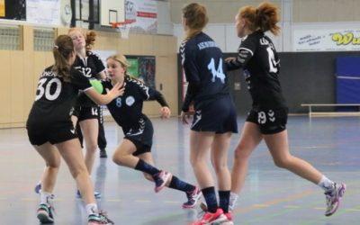 wC- Kreisliga, 11. Spieltag: ASC 09- TuS Bommern 20:24 (10:17)