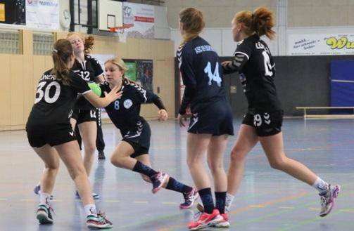 Testspiel in Lünen: Anlaufprobleme nach langer Pause