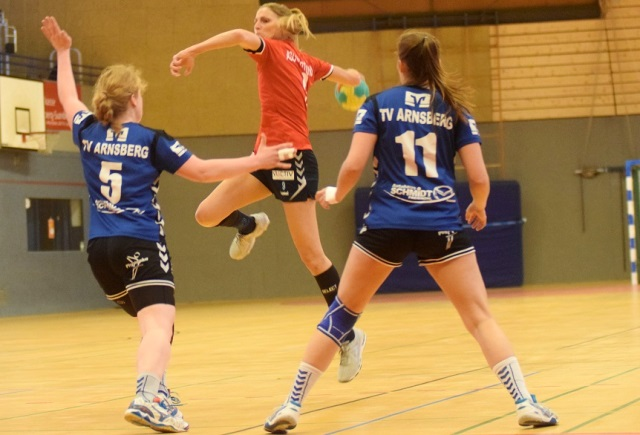 Oberliga, 10. Spieltag: TV Arnsberg – ASC 09 23:25 (13:14)
