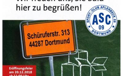 LBS -Kunden-Center Dortmund – Neuer Partner der Fußballjunioren des ASC 09 Dortmund