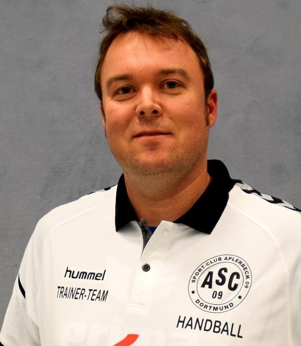 Torwarttrainer Benjamin Hoffmann