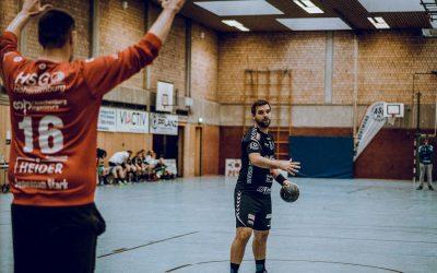 Landesliga, 18. Spieltag: TV Brechten – ASC 09 19:28 (10:13)
