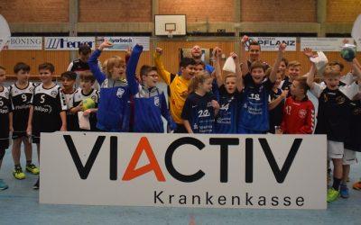 Viactiv-Cup 2020 für wD, wC, mE und mC – jetzt anmelden!