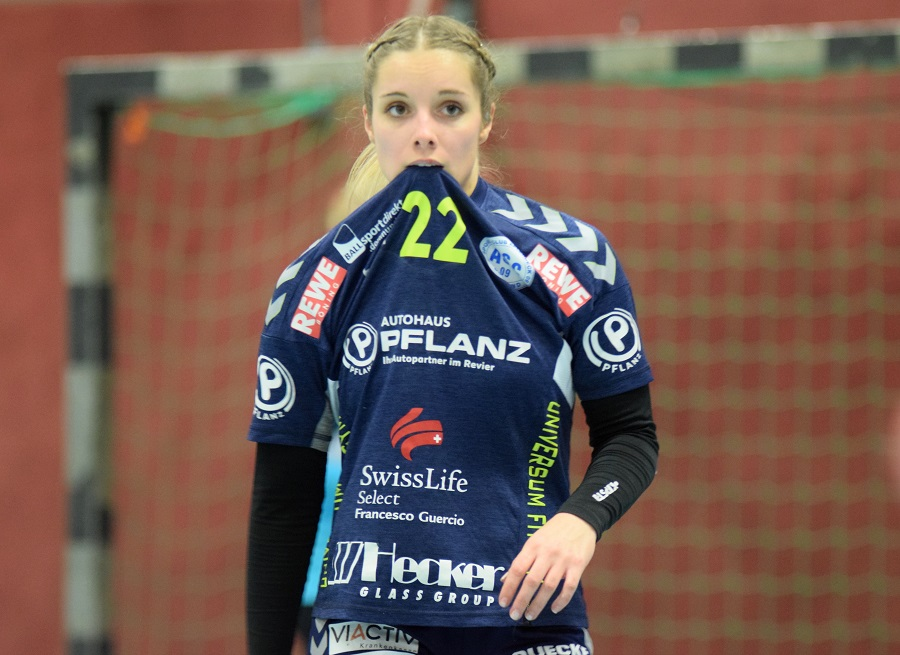 Sieg bei HSG EURo: Damen 1 bleiben KSV auf den Fersen