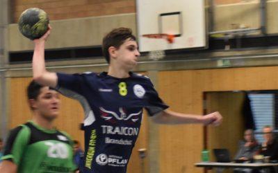 Verbandsliga, 13. Spieltag: ASC 09 – SG Schalksmühle-Halver jr. 25:37 (12:15)