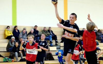 Kreisliga, 10. Spieltag: ASC 09 – TuS Wellinghofen 23:15 (11:7)
