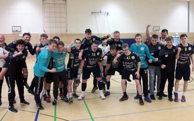 Verbandsliga, 15. Spieltag: ASC 09 – JSG Eiserfeld-Siegen 32:31 (14:17)