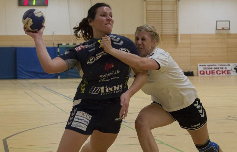 Oberliga, 17. Spieltag: HC TuRa Bergkamen – ASC 09 17:17 (6:12)