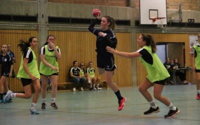 wC- Kreisliga, 10. Spieltag: SG ETSV Ruhrtal Witten – ASC 09 22:15 (8:7)