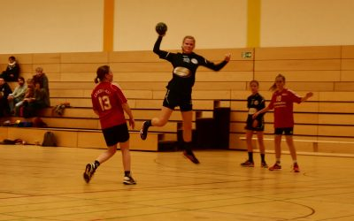 wD-Kreisliga, 13. Spieltag: ASC 09 – DJK Oespel-Kley 19:19 (11:5)
