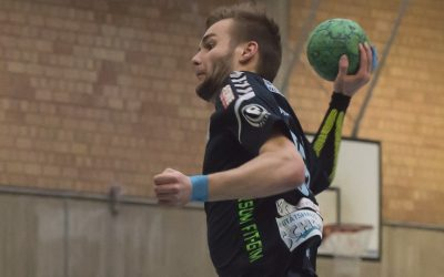 Nachholspiel am Donnerstag: Handballer erwarten Westerholt