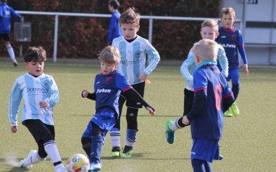 F2-Junioren – Offensivfußball begeistert die Zuschauer in der zweiten Hälfte