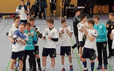 Verbandsliga, 14. Spieltag: HSG Herdecke/Ende – ASC 09 21:34 (8:14)