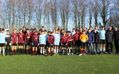 Internationales Flair – Liverpooler Auswahlteams zu Gast beim ASC 09