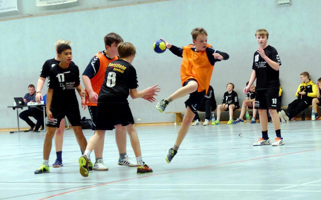 Kreisliga, 11. Spieltag: ATV Dorstfeld – ASC 09 20:18 (5:7)