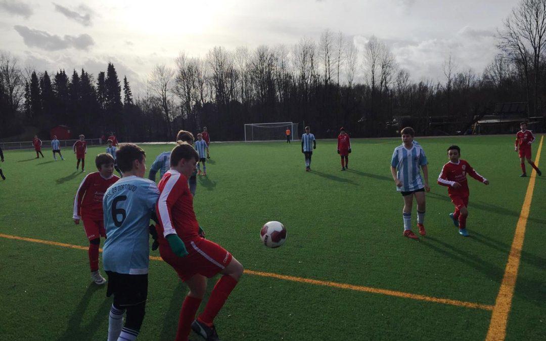 Handspiel raubt den Sieg – ASC verliert beim SV Langendreer 04