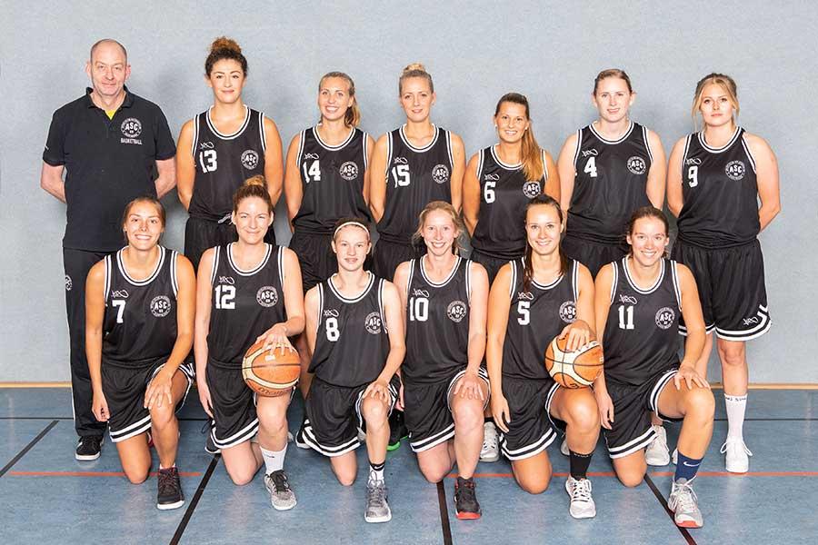 Basketball-Damen sichern sich früh den Klassenerhalt