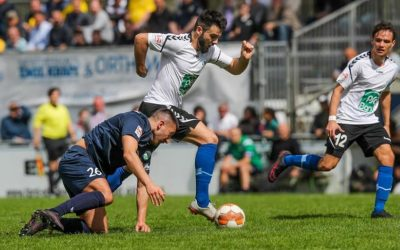 Derby gegen Brünninghausen steigt am Samstag um 18:30 Uhr