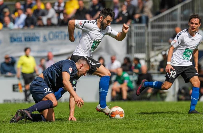 Maximizer Podehl beschert dem ASC 09 1:0-Derbysieg gegen Brünninghausen