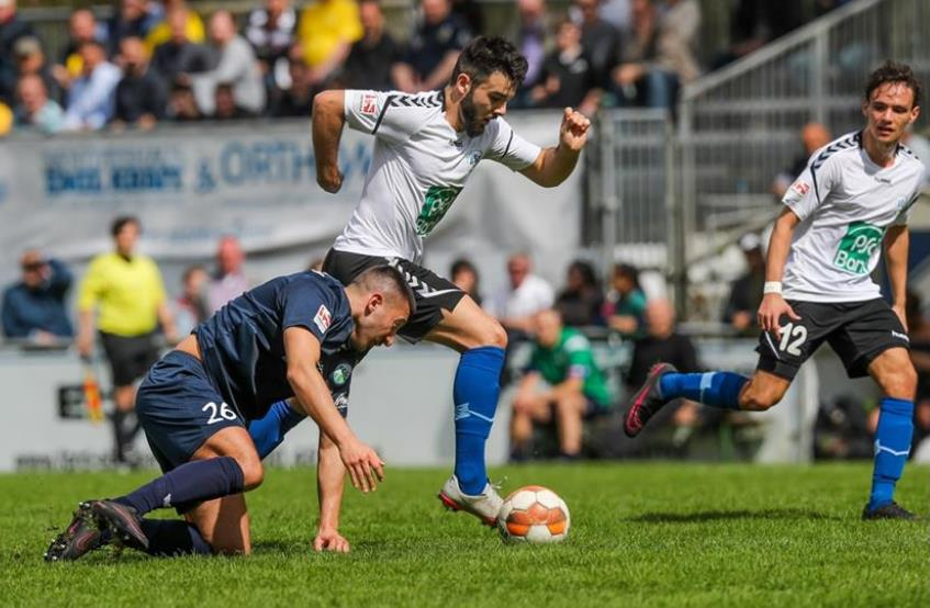 4:0-Sieg im Verfolgerduell gegen Ennepetal!